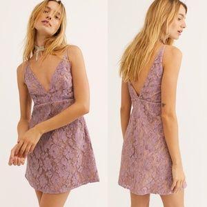 NEW Free People Dangerous Love Mini Dress 8